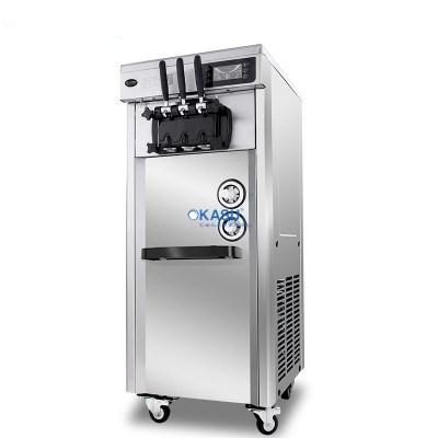 Máy làm kem tươi 3 vòi cao cấp DONPER CKX200PRO