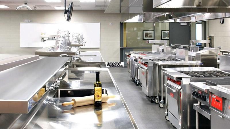 Thiết bị bếp công nghiệp OKASU
