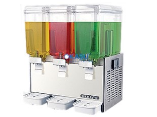 Máy làm lạnh nước trái cây 3 x 18.9 lít Berjaya JD 318 MIX 25