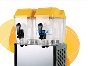 Máy làm lạnh nước trái cây Kolner LSJ18Lx2N