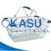 Giỏ xách siêu thị Inox OKASU OKA-GSB-031S