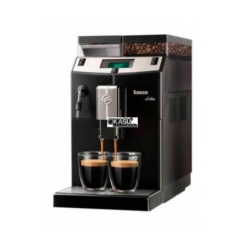 Máy pha cà phê Saeco Lirika Basic Black - ảnh 1