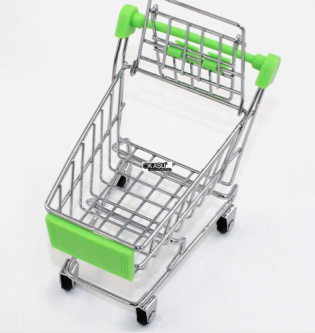 Xe đẩy siêu thị OKASU OKA-240L - ảnh 1