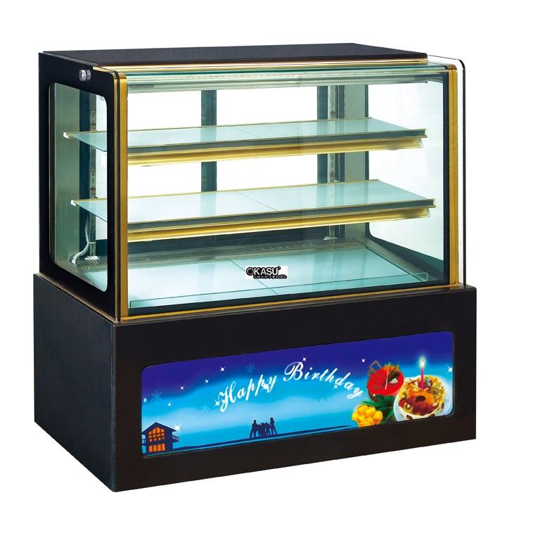 Tủ trưng bày bánh kem OKASU OKS-G438FU - ảnh 1