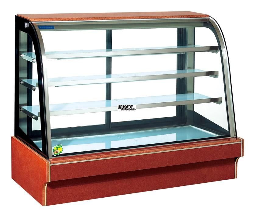 Tủ trưng bày bánh kem OKASU OKS-G450K - ảnh 1