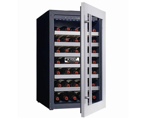 Tủ bảo quản rượu vang OKASU OKS-VI40S - ảnh 1