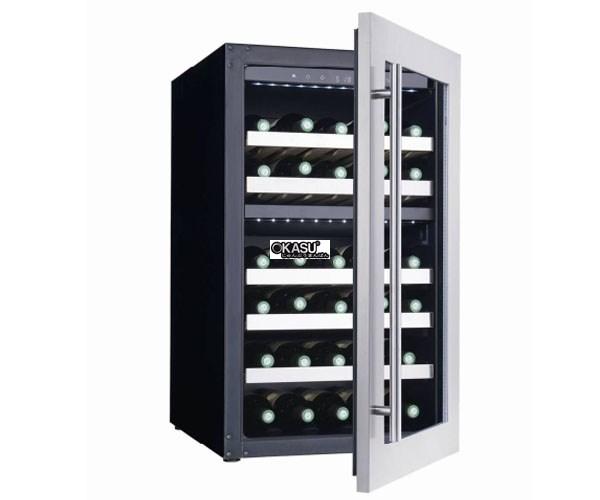 Tủ bảo quản rượu vang OKASU OKS-VI40D - ảnh 1
