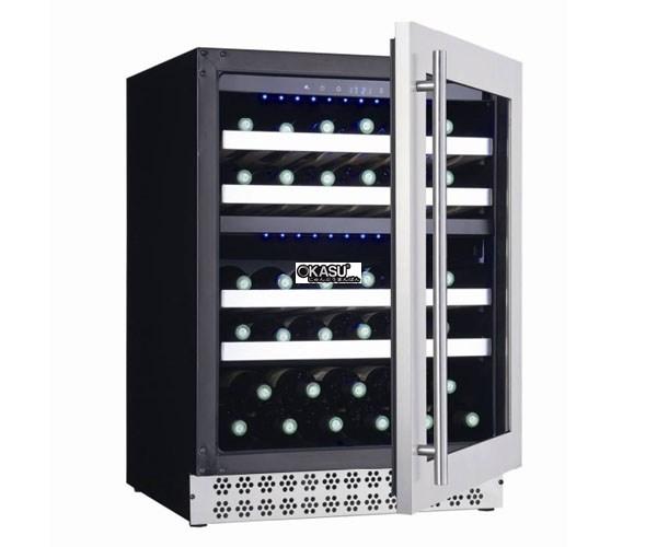 Tủ bảo quản rượu vang OKASU OKS-VI46D - ảnh 1