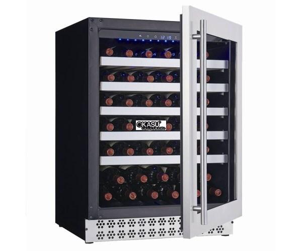 Tủ bảo quản rượu vang OKASU OKS-VI60S - ảnh 1