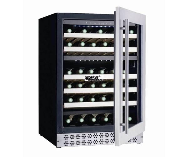 Tủ bảo quản rượu vang OKASU OKS-VI60D - ảnh 1