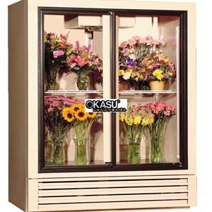 Tủ trưng bày và bảo quản hoa tươi  - ảnh 1