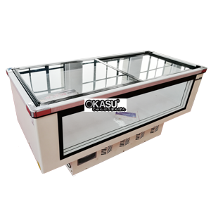 Tủ đảo cửa sổ đôi phía trước cửa trượt OKASU HD-1850SC - ảnh 1
