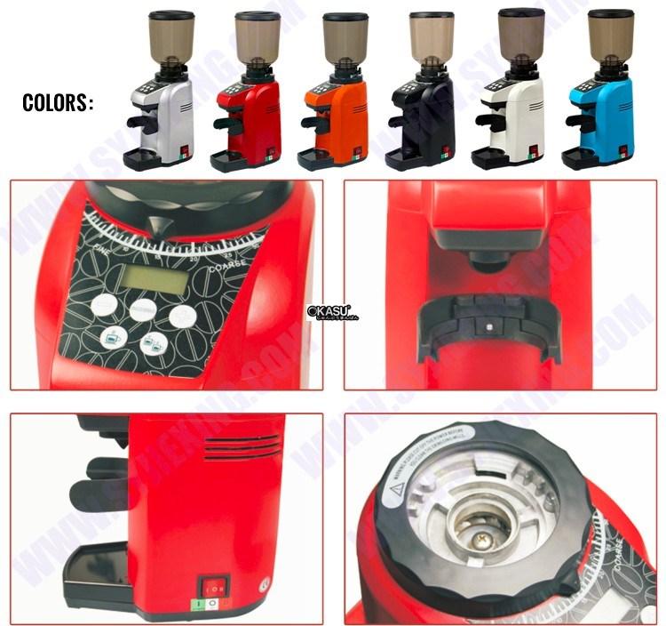 Máy xay cà phê OKASU JX-800 - ảnh 1